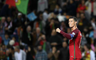 Ronaldo draws level with Muller, Keane in international scoring charts