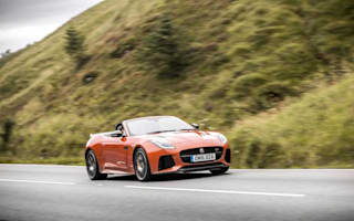 First Drive: Jaguar F-Type SVR