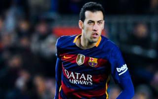 Busquets pens new Barcelona deal