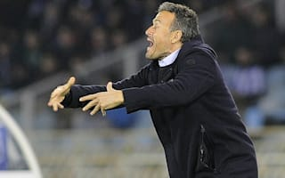 'A draw is almost a miracle' - Luis Enrique disgusted with Barcelona display