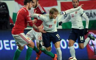 Hungary were too good - Hogmo