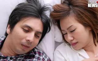Trouble sleeping? Maybe you should dump your partner