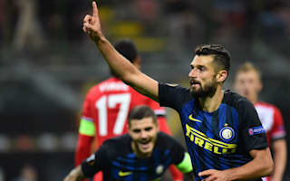Inter 1 Southampton 0: Candreva seals fortunate win for Inter