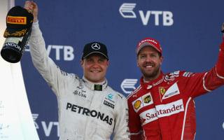 It's his day - Vettel congratulates Bottas despite Massa frustration