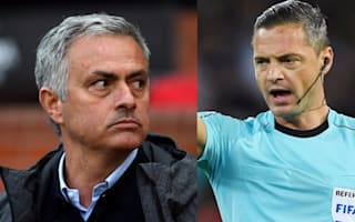 Mourinho's 'weak and naive' foe Skomina to ref Europa League final