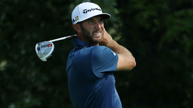 Injured world number one Day pulls out of Tour Championship