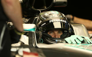 F1 Raceweek: Rosberg keeps pack at arm's length with Hamilton fastest again