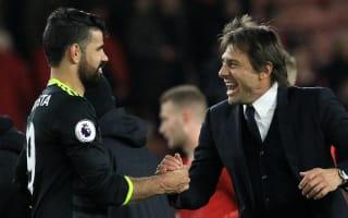 Costa and Conte scoop Premier League awards