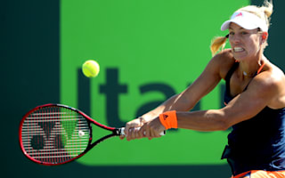 Kerber, Pliskova advance to quarters but Cibulkova and Muguruza fall