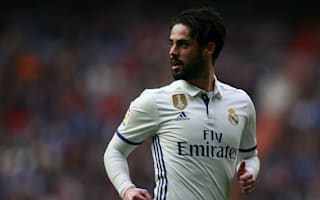 Isco 'happy and committed' at Real Madrid - Zidane