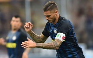 Inter 1 Palermo 1: Icardi gets De Boer's men off the mark