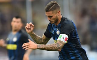 Inter 1 Palermo 1: Icardi gets De Boer's men off the mark