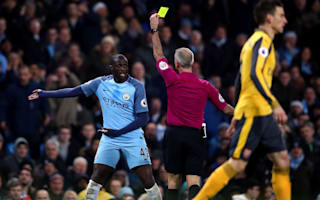 Toure hails City desire in win against Arsenal