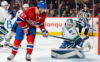 Canadiens rally to down Canucks, Tatar's OT strike beats Senators