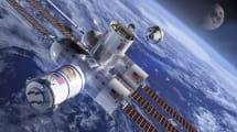 Una nueva startup quiere abrir un hotel de lujo en el espacio