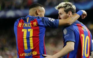 Neymar renewal proves Barcelona team spirit, says Luis Enrique