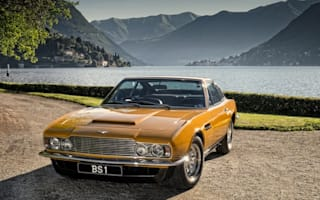 Roger Moore's 'Persuaders' Aston Martin to be auctioned
