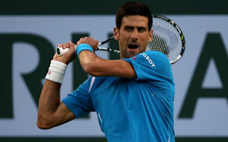 Djokovic: I was just trying to hang on