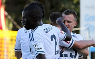 Central Coast Mariners 0 Melbourne Victory 2: Ingham inspires win over 10-man Mariners