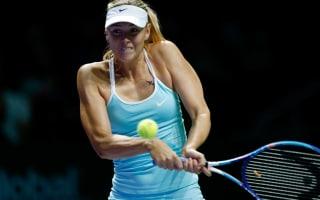 Head 'congratulates' Sharapova on reduced ban