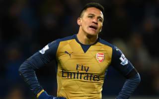 Wenger rules Sanchez out of Sunderland clash