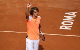 Classy Zverev overcomes Isner to reach first Masters final