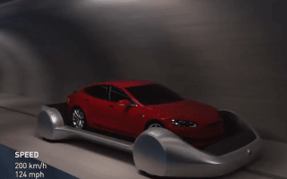 Elon Musk goes underground to beat future traffic