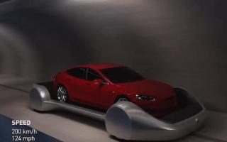 Elon Musk goes underground to beat future traffic