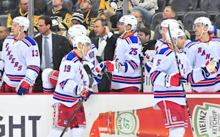 Rangers trump Penguins, Red Wings get past Senators