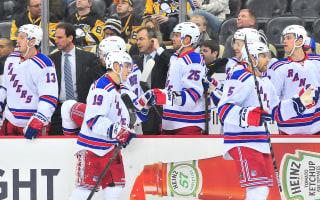 Rangers trump Penguins, Red Wings get past Senators
