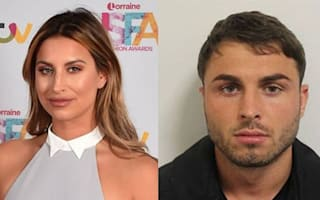 Ferne McCann urges wanted boyfriend to contact police over nightclub acid attack