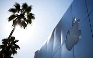 Profits up, share price down for Apple