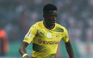 No negotiations with Barcelona for Dembele - Dortmund's Zorc