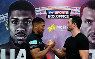 90,000 to watch Joshua-Klitschko at Wembley