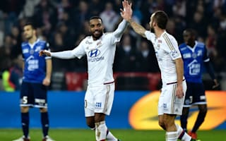 Ligue 1 Review: Thumping win for Lyon on new home turf