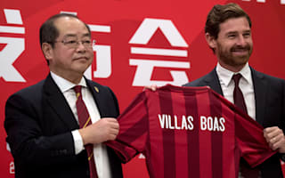 Villas-Boas replaces Eriksson at Shanghai SIPG