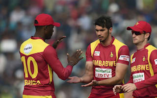 Classy Cremer stifles Bangladesh as Zimbabwe stay alive