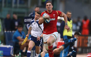 Wales wear down Italy in Rome