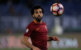 Pescara 1 Roma 4: Salah brace condemns Serie A basement boys