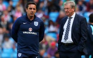 Ryan backs former coach Neville