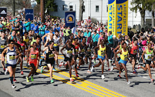 Adidas apologises for email congratulating runners on 'surviving' Boston Marathon