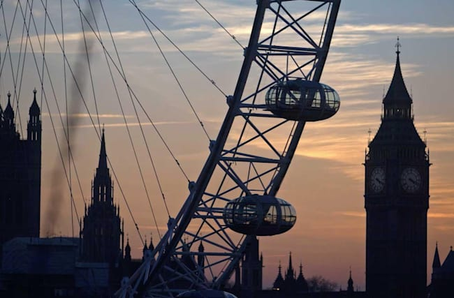 How you can spend the night in the London Eye