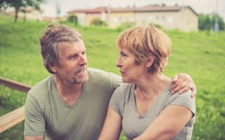 How to beat dating anxieties for the over 50s