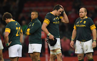 Plans to reverse Springboks' fortunes outlined by South Africa chiefs