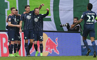 RB Leipzig 0 Wolfsburg 1: Gomez shoots down title contenders