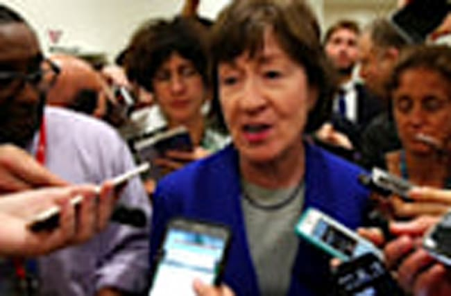"GOP senator has ""serious"" concerns about healthcare bill"
