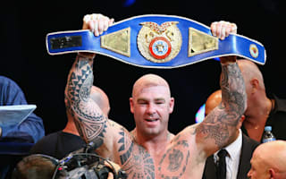 Browne fails second drugs test in eight months