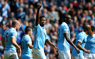Manchester City 4 Stoke City 0: Iheanacho at the double in comfortable victory