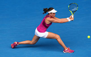 Konta overcomes Zhang to continue run
