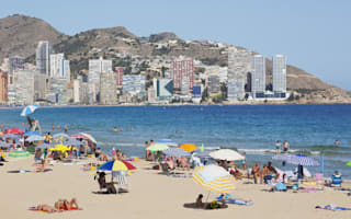 And the most searched-for holiday destination for Brits is...